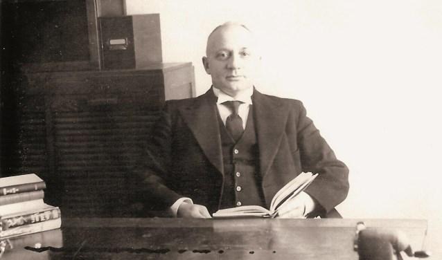 Student M. Blok.