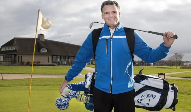 Stuart Mathie aan de slag als 'head pro'' bij golfclub Old Course Loenen.