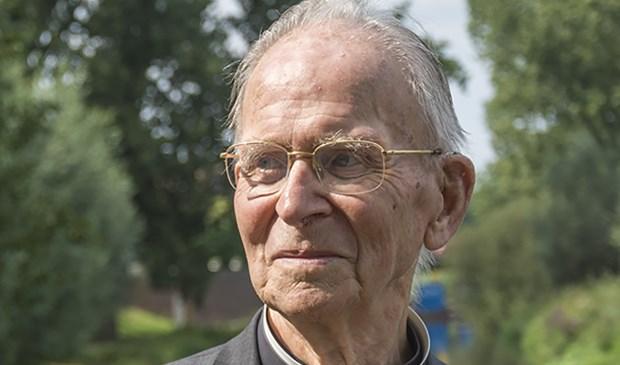 Deken Huisman is op 93-jarige leeftijd overleden. Foto: Gerard Kruijsen.
