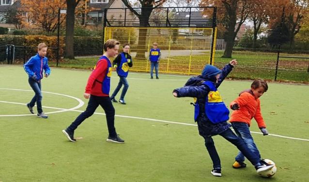 Iedere woensdag tussen 13.00 en 14.00 uur bij gymzaal de Eerste Rith staat er weer een nieuwe activiteit klaar. Alle Bredase kinderen met de leeftijd tussen de 8 en 12 jaar mogen meedoen! FOTO:  PR