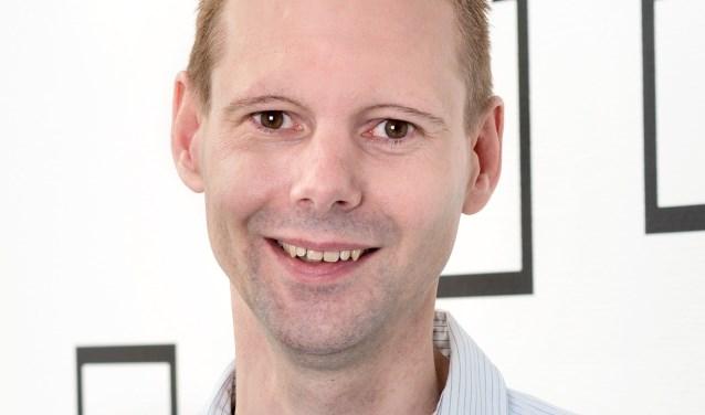 Jeroen Rooijakkers is de lijsttrekker van de PvdA in Veldhoven.