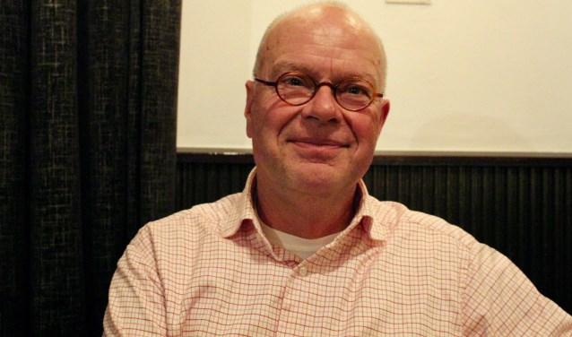 Sikko Kranenborg is voorzitter van Stichting Jumborun Nederland en van Stichting Vrienden van Nairac.