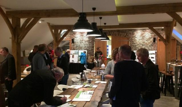 De gemeenten hebben hun zaadjes gezaaid op de informatiebijeenkomst. (foto pr)