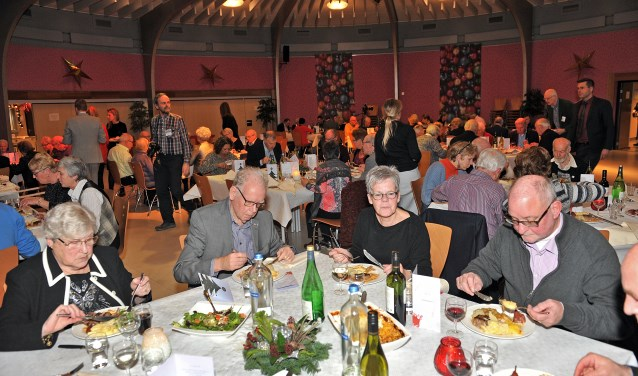 Organiseer een kerstactiviteit voor meer dan 10 deelnemers