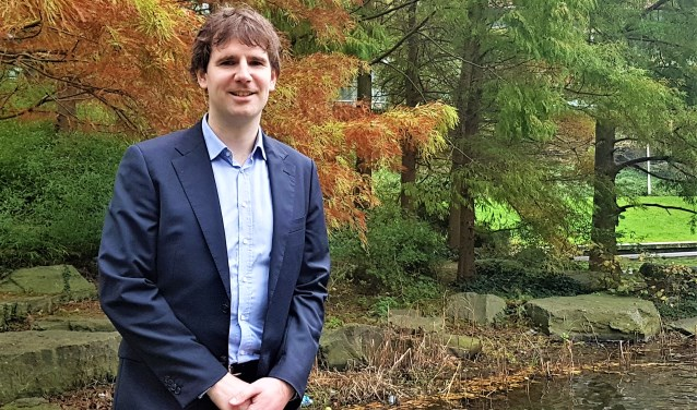 Jordy Boerboom is de nieuwe lijsttrekker van GroenLinks.