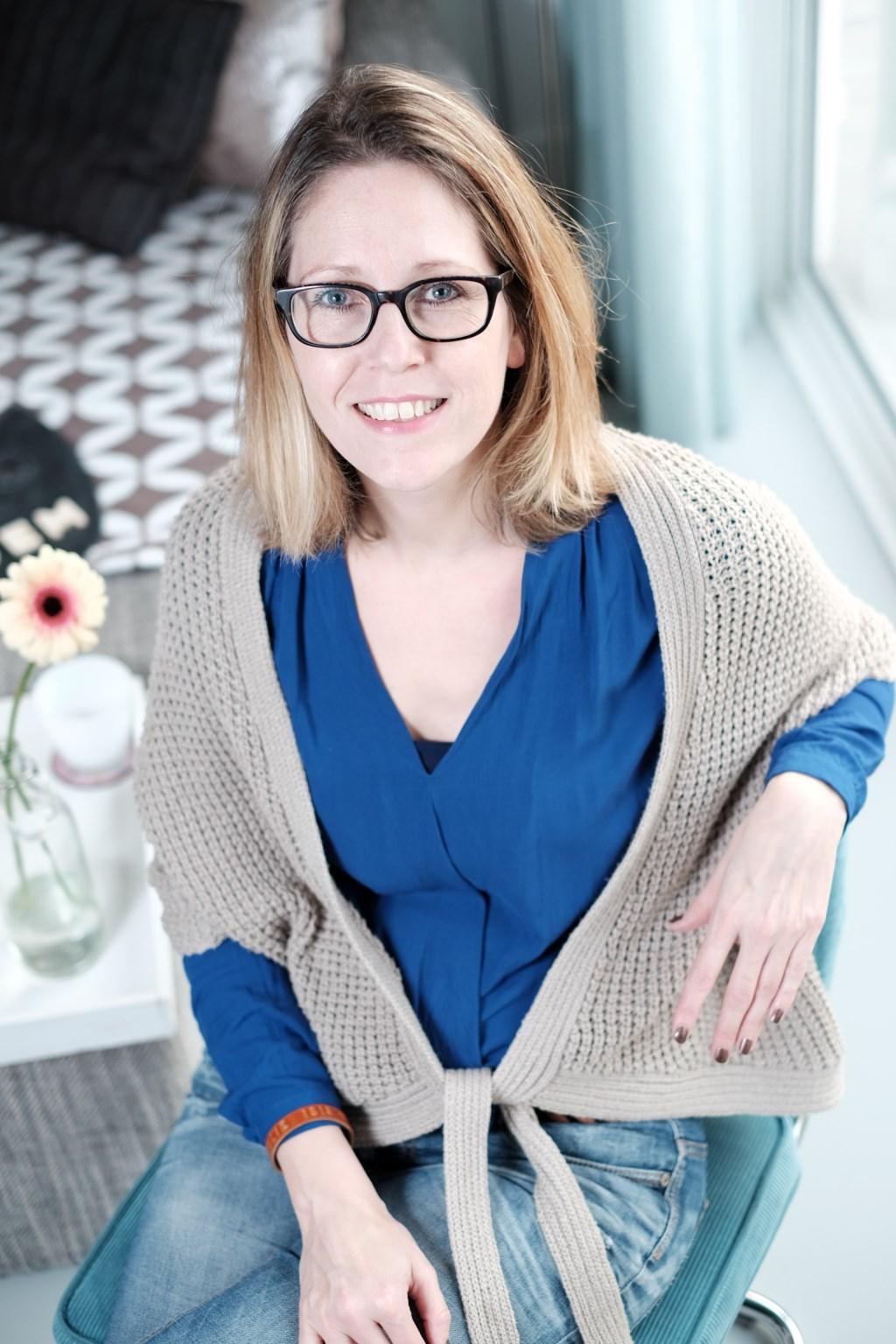 """Ademcoach Yvette van den Akker helpt mensen op adem te komen. """"Bij langdurige stress kunnen er klachten ontstaan. Door op een juiste manier te ademen, kom je weer in contact met jezelf."""""""