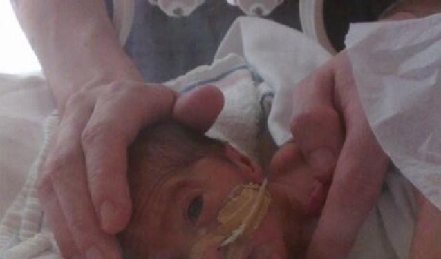 Wereld Prematurendag bij IJsselland Ziekenhuis.
