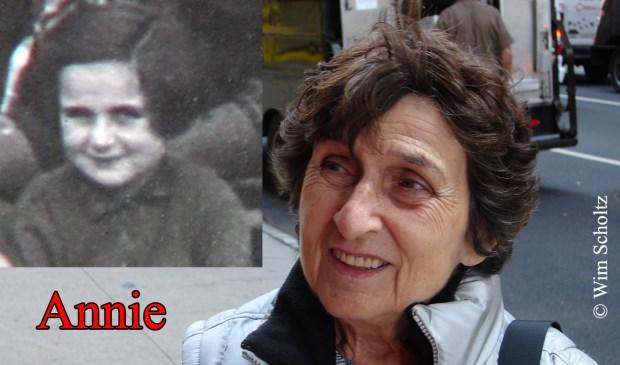 Johanna Reiss werd als Annie de Leeuw in Winterswijk geboren en zat een flink deel van de Tweede Wereldoorlog ondergedoken zat in Usselo.