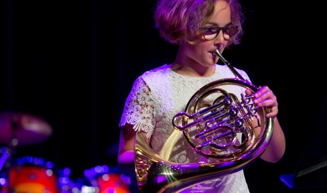 Hannah Hout uit Ridderkerk werd verleden jaar winnaar in haar leeftijdscategorie (Foto: Marco de Swart)