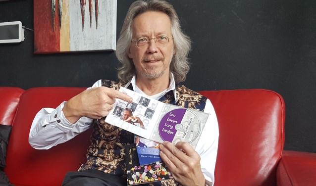 Ronn van Etten presenteert 17 november zijn nieuwe cd.
