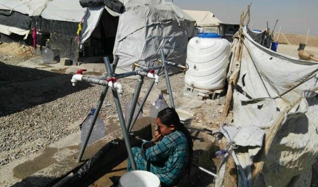 Foto: archief project Khanaqin vluchtelingenhulp