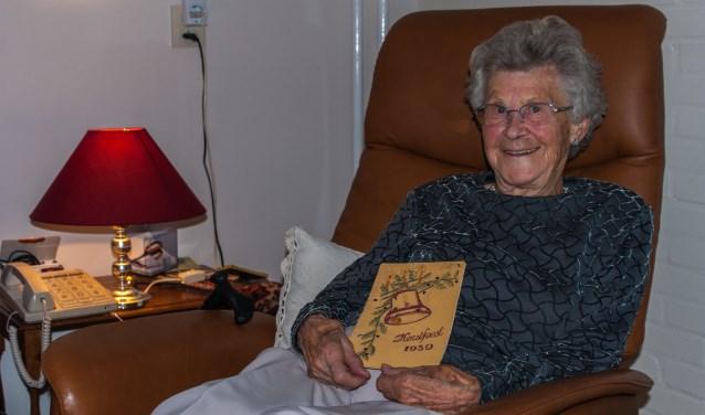 Ien Weverling was negen jaar oud toen zij in 1935 werd geplaatst in het weeshuis. (Foto: Marc Tangel)