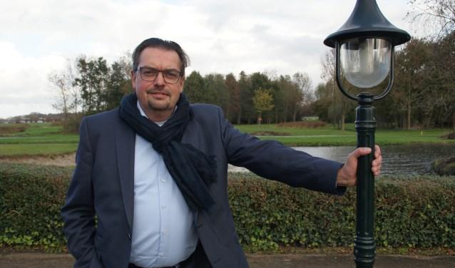 Bas van Houte werkt met Gloria Toonkunst ontspannen toe naar de uitvoering van het Requiem van Verdi. Kaarten zijn te bestellen via: secretaris@gloria-toonkunst.nl. (Foto: Peter Spek)