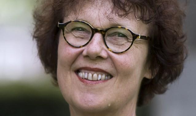 Wethouder Wendy Ruwhof