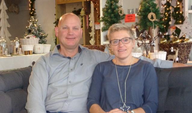 """Ada Geels en Henk Elings: """"Doorgaan werd te onzeker."""" (Foto: Roy Visscher)"""