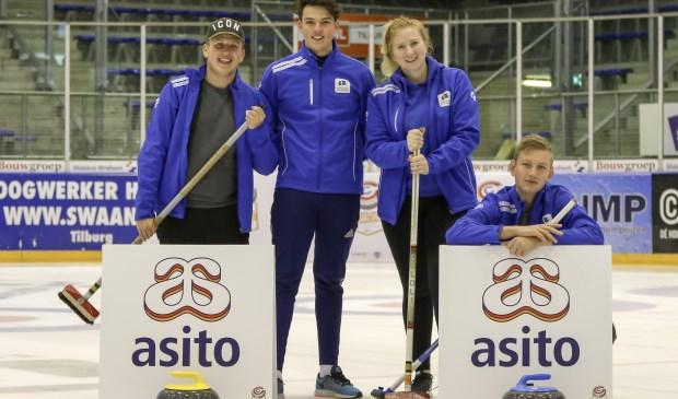 Het Rotterdamse team CC Bråksteen.