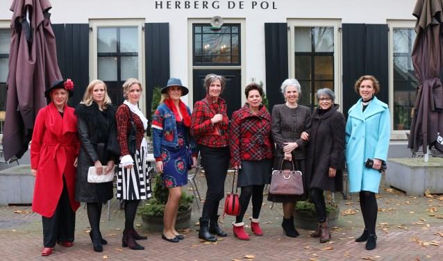 De mooiste dames vintage kledingwinkels uit het oosten van Nederland presenteren hun meest fantastische najaars- en winterkledin tijdens de najaarseditie van Heerlijcke Vintage op zondag 26 november in Diepenheim. Foto: Erica Olthuis