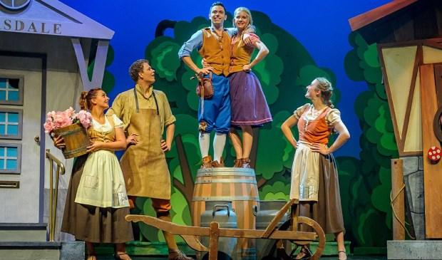 Na een reeks betoverende sprookjesmusicals presenteert Van Hoorne Entertainment dit seizoen haar tiende sprookje: Hans & Grietje De Musical.