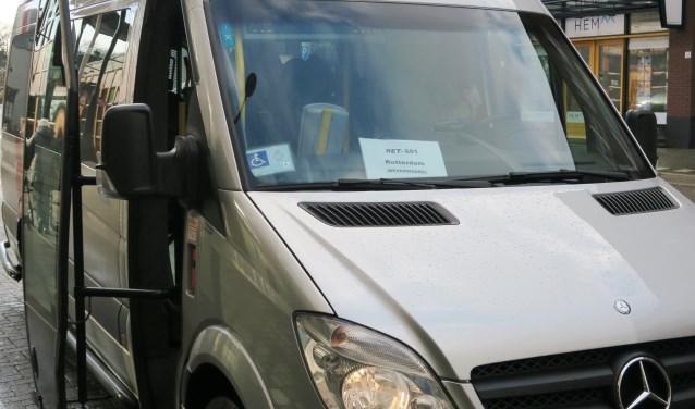 Politiek wil dat buslijn 601 blijft rijden. (foto GvS)