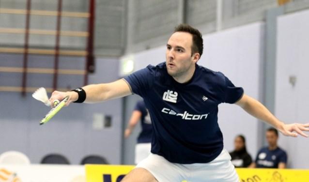 In al zijn partijen kwam Michiel Kruyt als winnaar uit de bus.