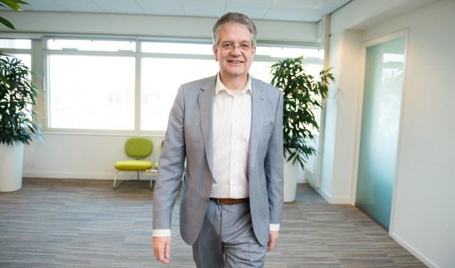 Wethouder Harry van Huijstee.