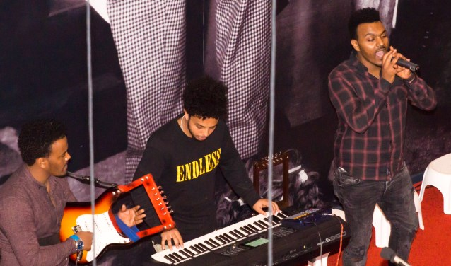 Eritrese Melody-band