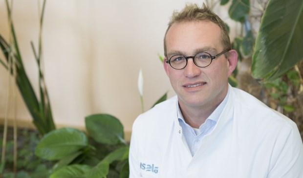 Isala ziekenhuisapotheker Peter ter Horst.