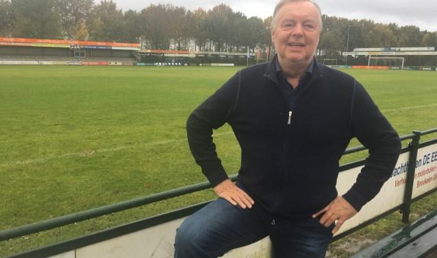 Voorzitter Stichting Topvoetbal F.C. Breukelen Jurgen Reiprich - Foto: Marcel Heunks