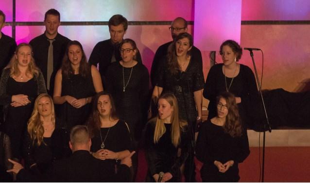 Ridderkerks jongerenkoor One Voice zingt dit jaar voor het eerst de kerstpraise in Alblasserdam!