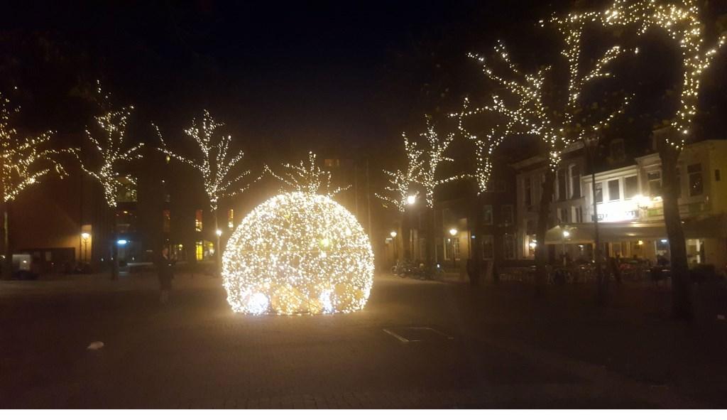 De Peperbus - ZwolleFonds verlicht binnenstad