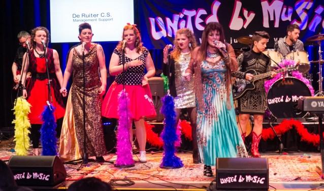 United by Music is doorlopend op zoek naar nieuwe talenten. (Foto: Privé)