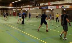 Shuttle Up speelt in sporthal De Stoep.