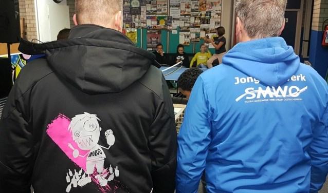Dat SMWO en Indigo samenwerken is de kracht van de opzet. FOTO: Anneke Flikweert
