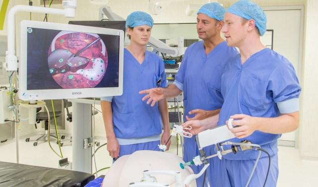 Algemene directeur Frank de Reij: ''Dit is een groot compliment voor de artsen en medewerkers van ons ziekenhuis.'' (Foto: Frank Noordanus)