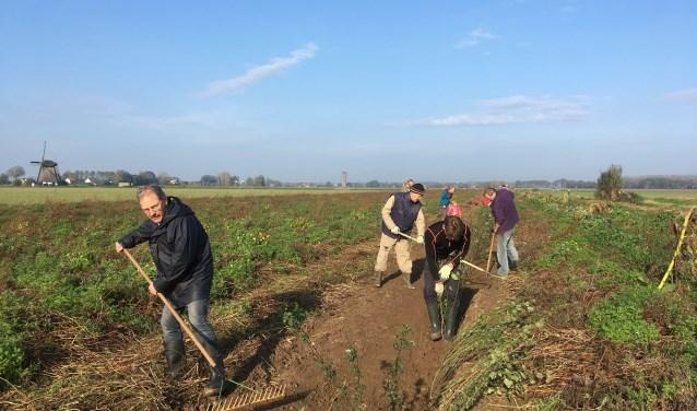 Dit jaar werd de Natuurwerkdag door Altenatuur besteed aan het PARTRIDGE-project, een Europees project. Met dit project wil het leefgebied van de patrijs verbeteren.