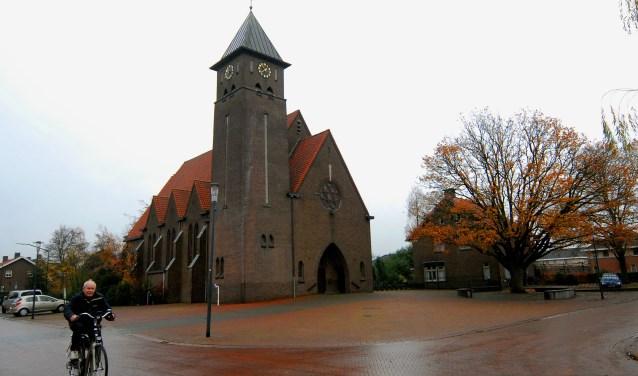 De kerk in Vianen krijgt een nieuwe bestemming. (foto: Tom Oosthout)