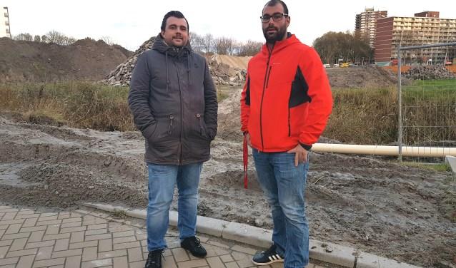 Jordi Strörmann en Gijs Lookman willen graag weten waar ze aan toe zijn.