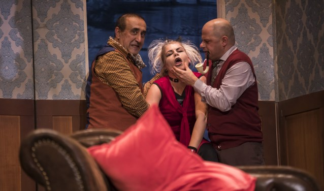 The Play That Goes Wrong is op 22 november te zien in Schouwburg Cuijk. (Foto: Raymond van Olphen)