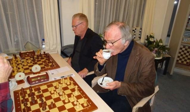 Aad Juijn (mi) en Theo van Zessen (rv)…