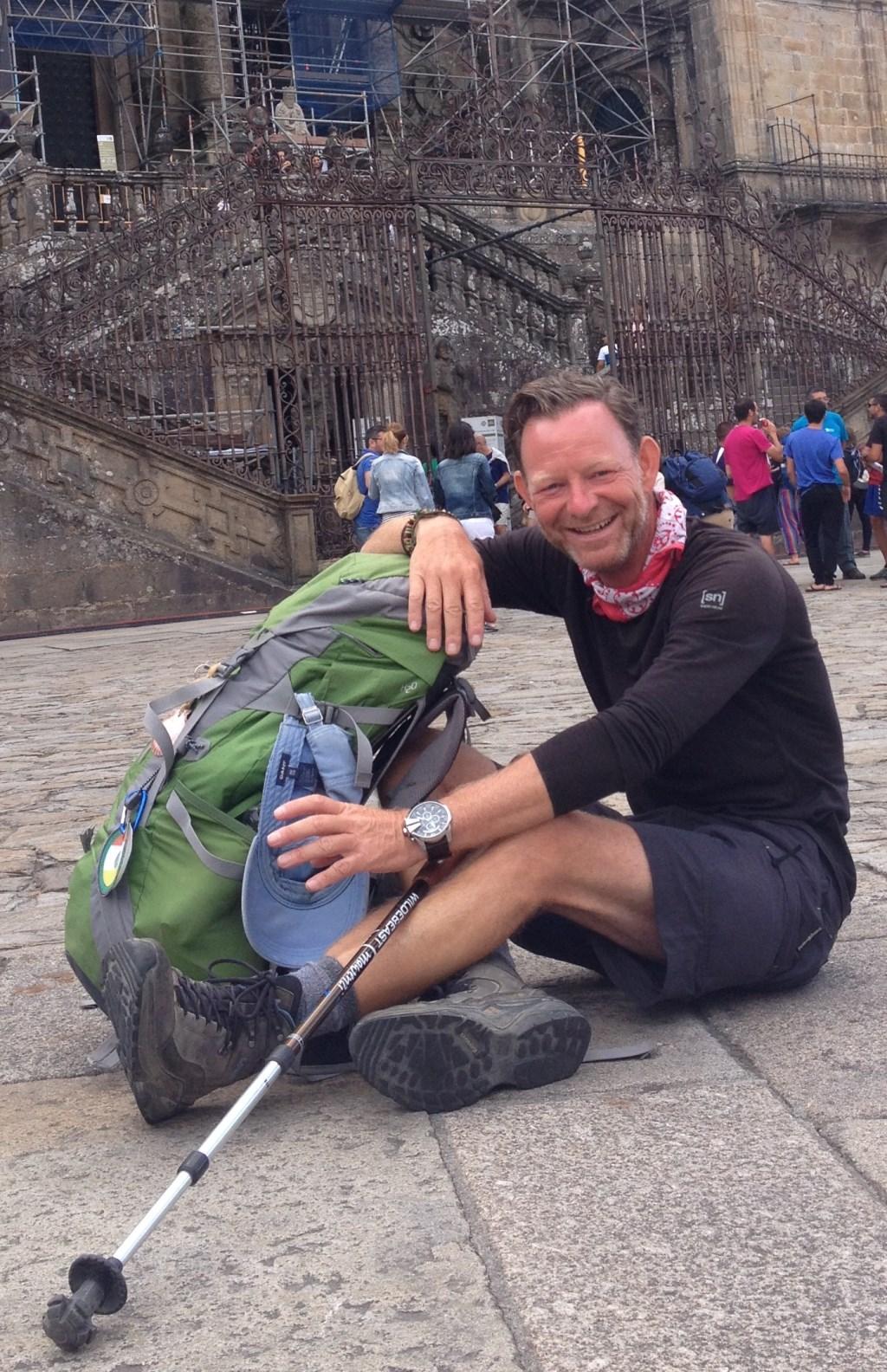 Schrijver Henk Murraij stippelde een wandeling uit. Wil je meewandelen? Je hoeft je niet aan te melden, je kan gewoon aansluiten.