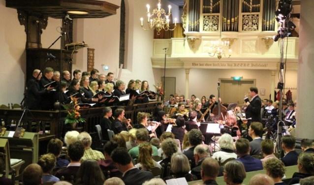 Dutch Baroque voert op vrijdag 8 december een bijzondere concert uit in de Oude Kerk van Barneveld.