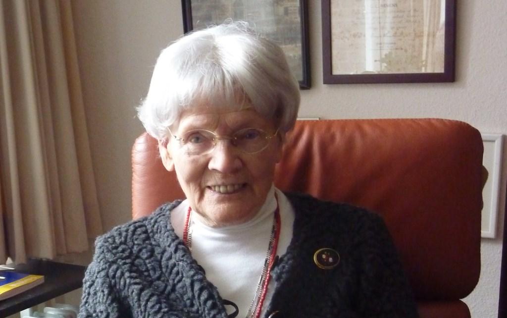 Op 18 maart 2018 bestaat Kringloop Zeist 35 jaar. Helaas zal onze founding mother mevrouw Riemens daar niet meer bij zijn.