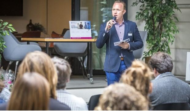 Koen Oosterwaal, projectleider StartersCentra West-Brabant