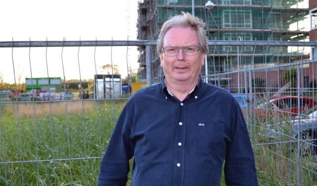 Rik Op den Brouw is voorzitter van de Vereniging Van Eigenaren 'Park Hooglede 1'.