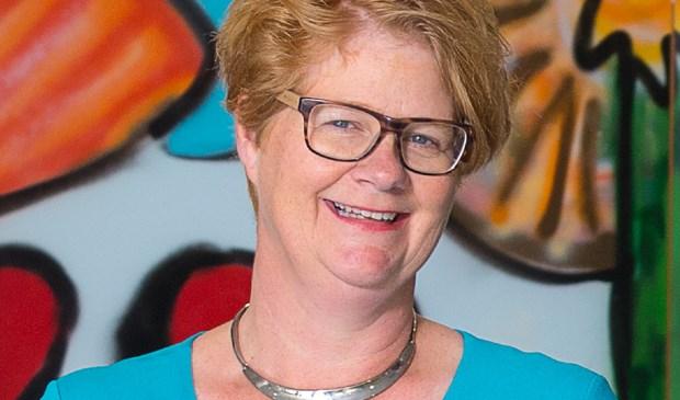 'Ik ben toe aan een nieuwe uitdaging', zegt Anita Vergouwe. Eigen foto