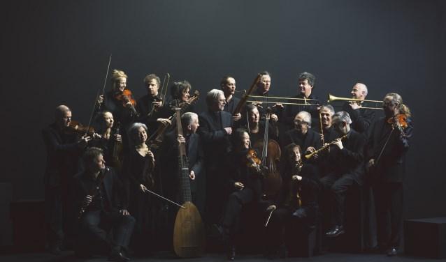 De Nederlandse Bachvereniging speelt op 23 december Bachs Weihnachts-Oratorium.