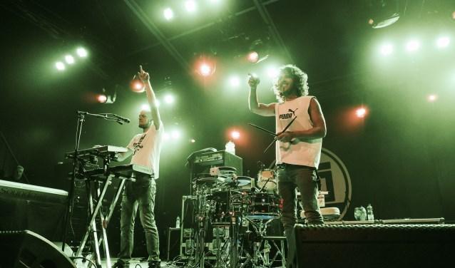 Chaos Club is één van de geprogrammeerde bands die vrijdag 22 december optreedt in Muziekcafé Helmond.