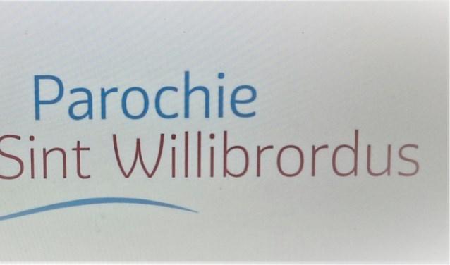 nieuw logo parochie Sint Willibrordus