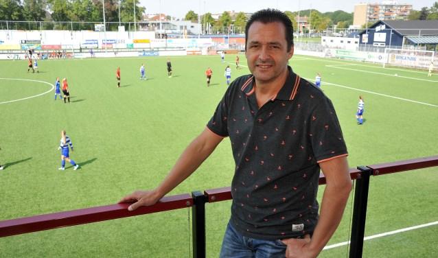 Virgil Breetveld blijft aan als trainer bij IFC.