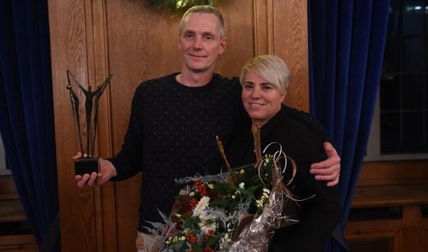 Patrick en Miranda Verkoelen verkozen tot Brabander van het jaar 2017.